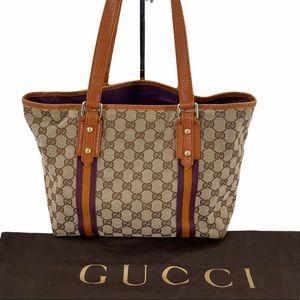 Gucci Shelley Design Shoulder bag